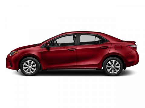 2016 Toyota Corolla S Plus Barcelona Red MetallicBlack V4 18 L Variable 8 miles  ALL WEATHER
