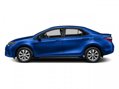 2016 Toyota Corolla S Plus Blue Crush MetallicSteel Blue V4 18 L Variable 8 miles  ALL WEATHE