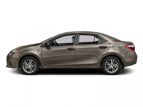 2016 Toyota Corolla LE Brown Sugar MetallicIvory V4 18 L Variable 8 miles  ALL WEATHER FLOOR