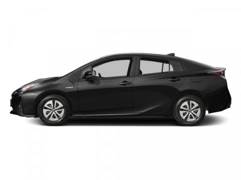2016 Toyota Prius Two Eco Midnight Black MetallicBlack V4 18 L Variable 8 miles  ALL WEATHER