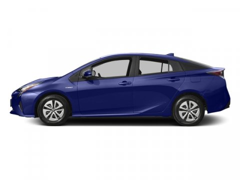 2016 Toyota Prius Two Eco Blue Crush MetallicBlack V4 18 L Variable 8 miles  ALL WEATHER FLOO