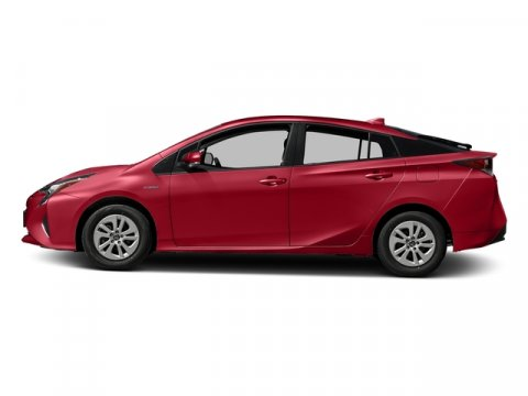 2016 Toyota Prius Two Hypersonic RedBlack V4 18 L Variable 60 miles  Front Wheel Drive  Powe