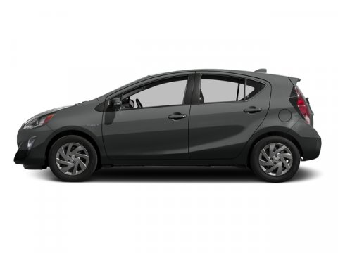 2016 Toyota Prius c One Magnetic Gray MetallicDark Blue V4 15 L Variable 8 miles  REAR BUMPER