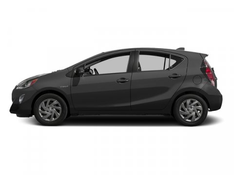 2016 Toyota Prius c One Black Sand PearlBlack V4 15 L Variable 5 miles Prius c was designed w