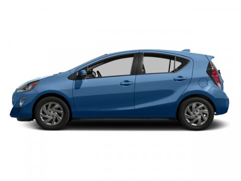2016 Toyota Prius c One Blue Streak MetallicDark Blue V4 15 L Variable 1 miles  ALL WEATHER F