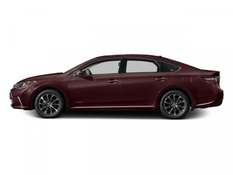 2016 Toyota Avalon Hybrid Limited Sizzling Crimson MicaAlmond V4 25 L Variable 9 miles FREE