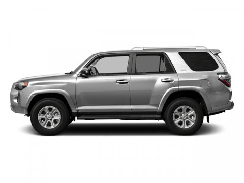 2016 Toyota 4Runner SR5 Premium Classic Silver MetallicBlack V6 40 L Automatic 80 miles  Four