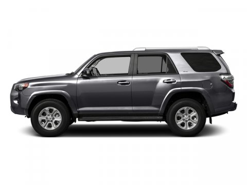 2016 Toyota 4Runner SR5 Magnetic Gray MetallicBlack V6 40 L Automatic 5 miles Redesigned for