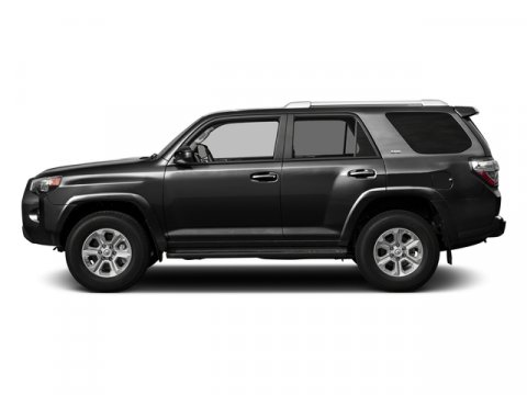 2016 Toyota 4Runner SR5 Premium Midnight Black MetallicSOLID BLACK V6 40 L Automatic 5 miles