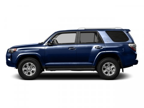2016 Toyota 4Runner Trail Premium Nautical Blue PearlBlack V6 40 L Automatic 85 miles FREE A