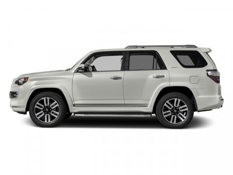 2016 Toyota 4Runner Limited Classic Silver MetallicBlack For Limited V6 40 L Automatic 20 mile