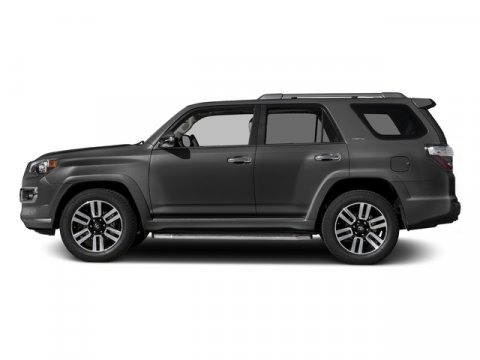 2016 Toyota 4Runner Limited Magnetic Gray MetallicBlack For Limited V6 40 L Automatic 2 miles