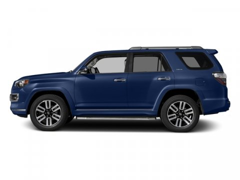 2016 Toyota 4Runner Limited Nautical Blue PearlBlack For Limited V6 40 L Automatic 2 miles  A