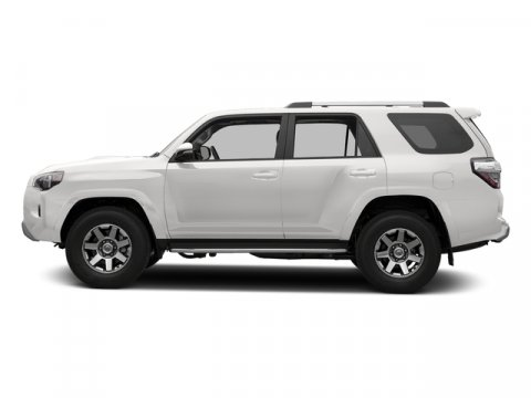 2016 Toyota 4Runner Trail Super WhiteBlack V6 40 L Automatic 3 miles Our best prices instantl