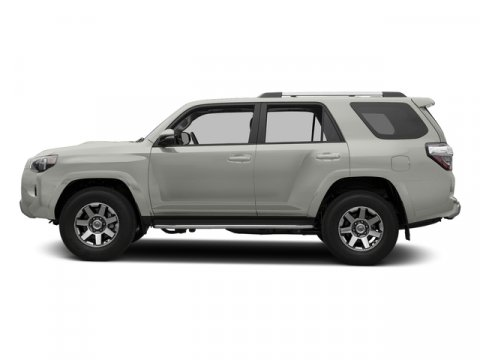 2016 Toyota 4Runner Trail Premium Classic Silver MetallicBlack For Limited V6 40 L Automatic 3