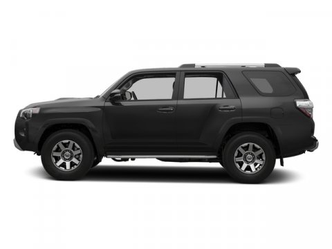 2016 Toyota 4Runner Trail Magnetic Gray MetallicBlack For Limited V6 40 L Automatic 8 miles