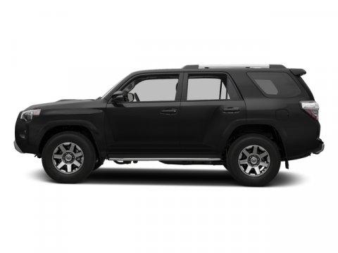 2016 Toyota 4Runner Trail Premium Midnight Black MetallicBlack V6 40 L Automatic 5 miles FRE
