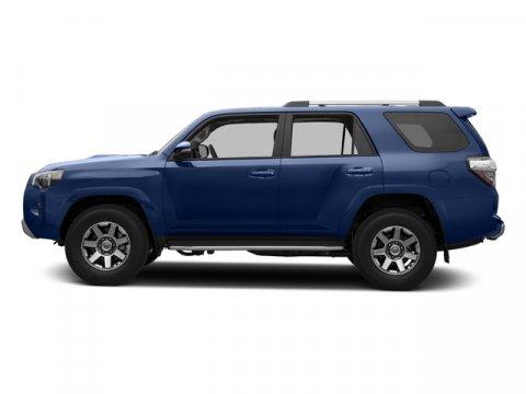 2016 Toyota 4Runner Trail Nautical Blue PearlBlack V6 40 L Automatic 260 miles  Four Wheel Dr