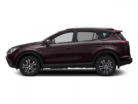 2016 Toyota RAV4 LE Black Currant MetallicBlack V4 25 L Automatic 8 miles  ALL WEATHER FLOOR