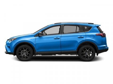 2016 Toyota RAV4 SE Electric Storm BlueBlack V4 25 L Automatic 5 miles FREE CAR WASHES for Li