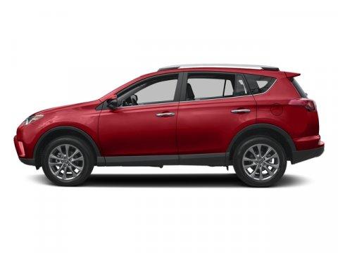 2016 Toyota RAV4 Limited Barcelona Red MetallicBlack V4 25 L Automatic 8 miles  ADVANCED TECH