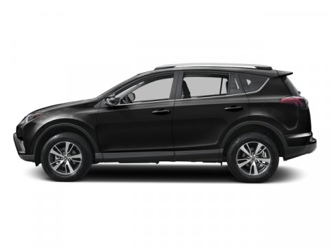 2016 Toyota RAV4 XLE BlackBlack V4 25 L Automatic 66 miles  Front Wheel Drive  Power Steerin