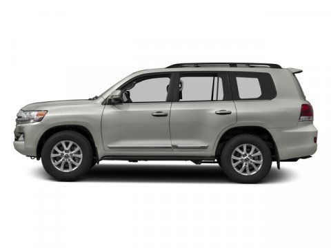 2016 Toyota Land Cruiser Classic Silver MetallicBlack V8 57 L Automatic 5 miles FREE Annual