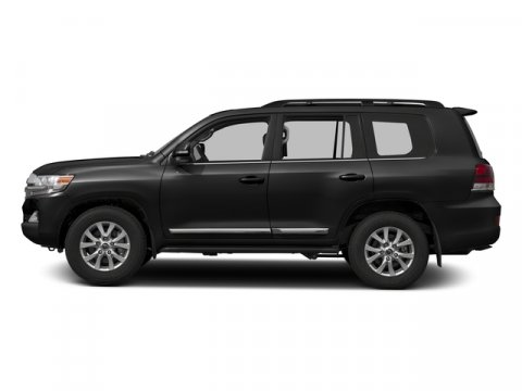 2016 Toyota Land Cruiser Magnetic Gray MetallicBlack V8 57 L Automatic 5 miles FREE Annual i