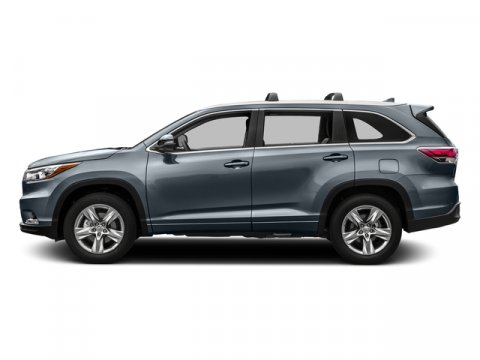 2016 Toyota Highlander Limited Platinum Shoreline Blue PearlAsh V6 35 L Automatic 8 miles  FO