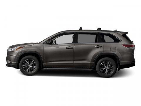 2016 Toyota Highlander XLE Predawn Gray MicaAsh V6 35 L Automatic 8 miles  FOUR SEASON FLOOR