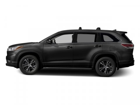 2016 Toyota Highlander XLE Midnight Black MetallicDARK GRAY V6 35 L Automatic 5 miles FREE A