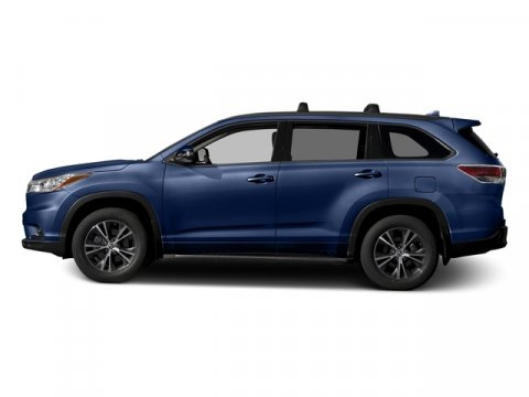 2016 Toyota Highlander XLE Nautical Blue MetallicDARK GRAY V6 35 L Automatic 5 miles FREE An