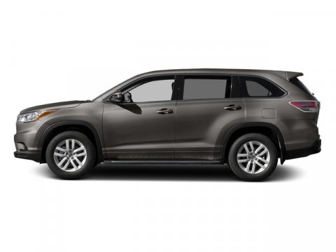 2016 Toyota Highlander LE Plus Predawn Gray MicaAsh V6 35 L Automatic 5 miles Our best prices