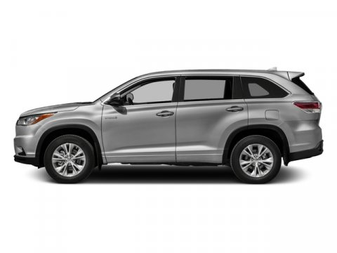 2016 Toyota Highlander Hybrid Limited Platinum Silver Sky MetallicGray V6 35 L Variable 5 mile