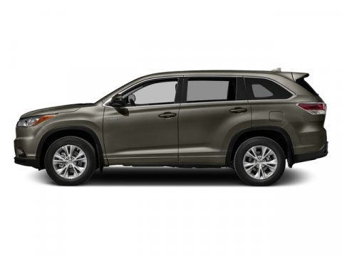 2016 Toyota Highlander Hybrid Limited Platinum Predawn Gray MicaBlack V6 35 L Variable 8 miles