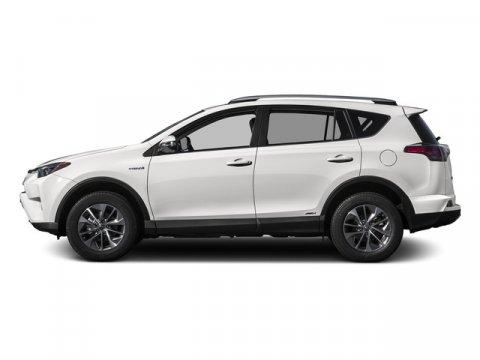 2016 Toyota RAV4 Hybrid XLE Super WhiteBlack V4 25 L Variable 5 miles FREE CAR WASHES for Lif