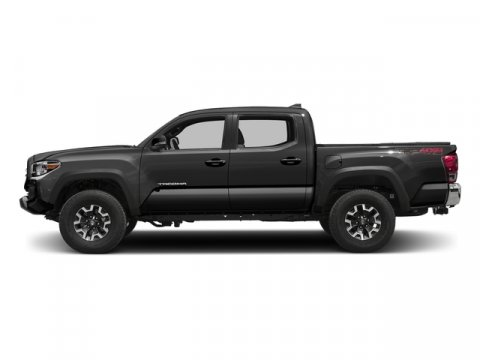 2016 Toyota Tacoma TRD Off Road Magnetic Gray MetallicGraphite W V6 35 L Manual 1 miles  CHRO