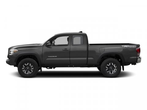 2016 Toyota Tacoma TRD Off Road Magnetic Gray MetallicGraphite W V6 35 L Automatic 8 miles  C