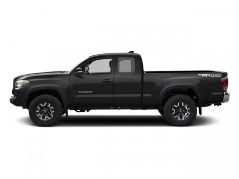 2016 Toyota Tacoma TRD Off Road BlackGraphite V6 35 L Automatic 5 miles FREE Annual inspecti