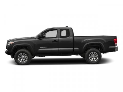2016 Toyota Tacoma SR5 Magnetic Gray MetallicBlack V6 35 L Automatic 2 miles  ALL WEATHER FLO