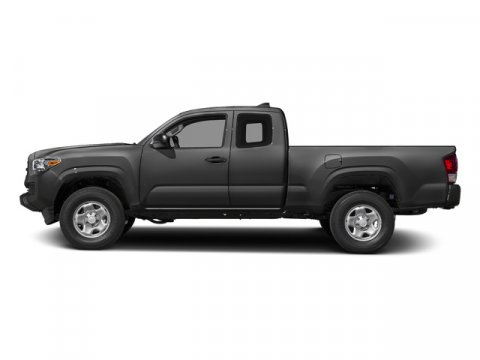 2016 Toyota Tacoma SR Magnetic Gray MetallicFb14Cement Gray V4 27 L Automatic 8 miles  ALL W