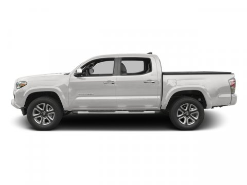 2016 Toyota Tacoma Limited Super WhiteHickory V6 35 L Automatic 104 miles FREE Annual inspec