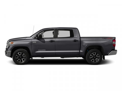 2016 Toyota Tundra SR5 Magnetic Gray MetallicGraphite V8 57 L Automatic 8 miles  FOUR SEASONS