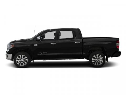 2016 Toyota Tundra LTD Midnight Black MetallicGraphite V8 57 L Automatic 5 miles FREE Annual