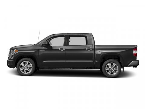 2016 Toyota Tundra Platinum Magnetic Gray MetallicBlack V8 57 L Automatic 8 miles  RUNNING BO
