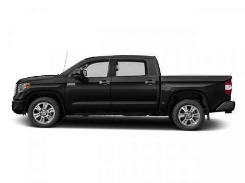 2016 Toyota Tundra Platinum Midnight Black MetallicBlack V8 57 L Automatic 8 miles  RUNNING B