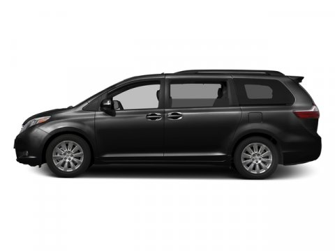 2016 Toyota Sienna XLE Premium Midnight Black MetallicLc14Ash V6 35 L Automatic 8 miles  CAR