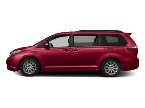 2016 Toyota Sienna XLE Salsa Red PearlLc42Bisque V6 35 L Automatic 8 miles  CARPET FLOOR MAT