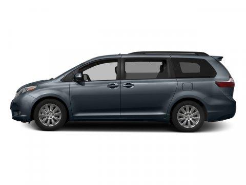 2016 Toyota Sienna XLE Shoreline Blue PearlBisque V6 35 L Automatic 2 miles  CARPET FLOOR MAT