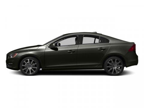 2016 Volvo S60 T5 Drive-E Premier Savile Gray MetallicOff-Black V4 20 L Automatic 100 miles T